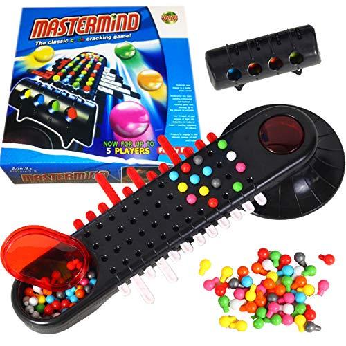 MalPlay Master Mind Spiel Brettspiel | Intellektuelles...