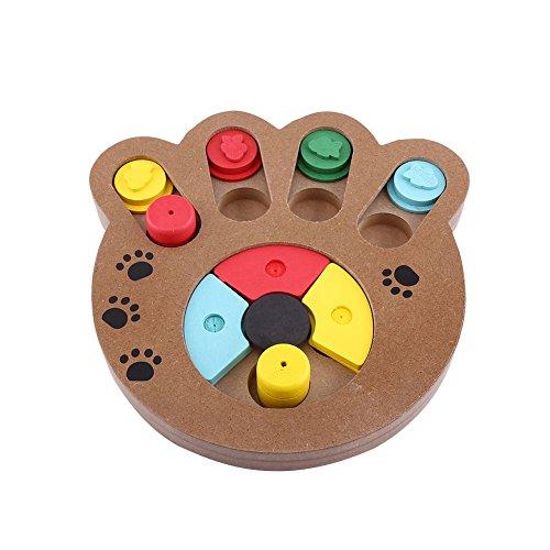 Yosoo Pet Intelligenz Spielzeug Interaktives Lebensmittel...
