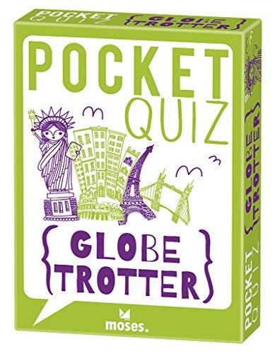 Pocket Quiz Globetrotter | 150 Fragen und Antworten für...