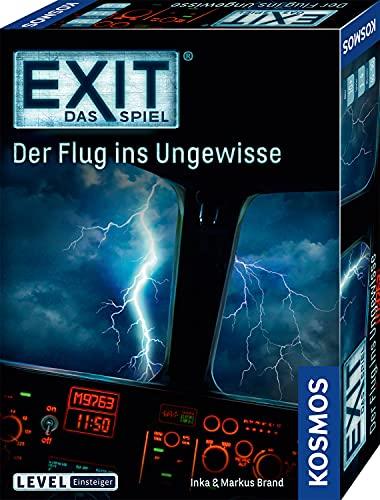 KOSMOS 691769 EXIT - Das Spiel - Der Flug ins Ungewisse, Level:...