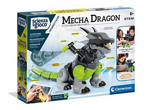Clementoni - Science & Play-Mecha Dragon Robot Wissenschaft und...