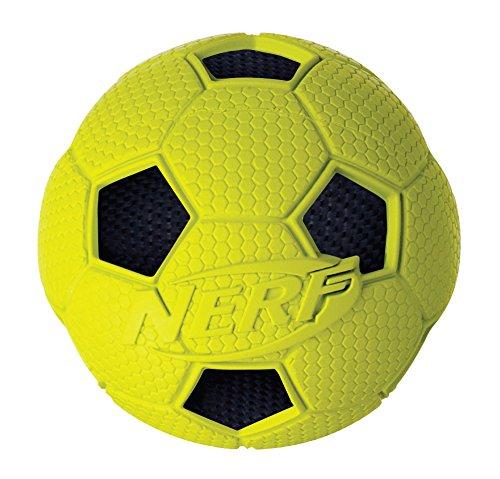 Nerf Dog Soccer Crunch Ball: 8,3 cm