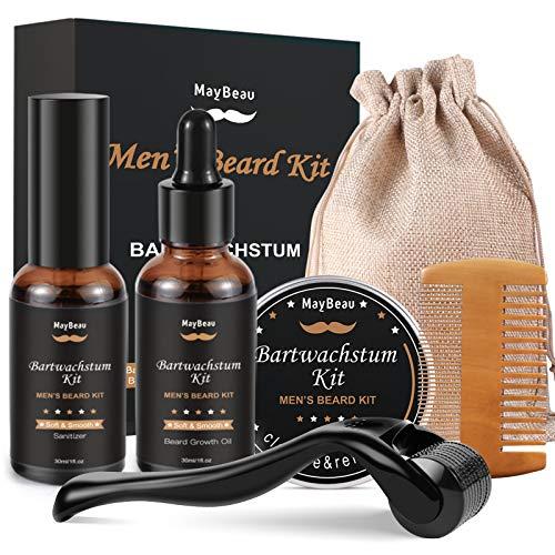 Beard Growth Kit Bartpflege-Set