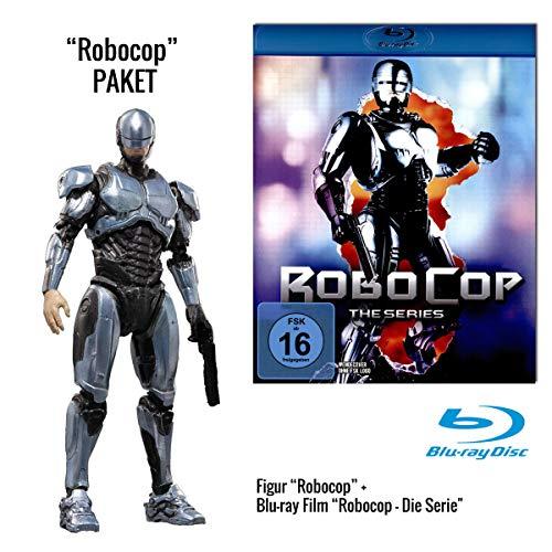 Robocop - Die Serie (Blu-ray) + Robocop Actionfigur