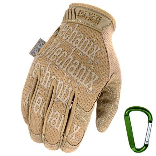 Mechanix WEAR ORIGINAL Einsatz-Handschuhe, atmungsaktiv &...
