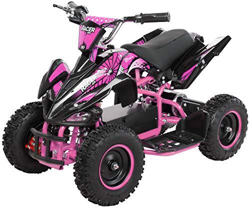 Actionbikes Motors Kinder Elektro Miniquad ATV Racer 1000 Watt 36...