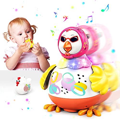 VATOS Tanzendes Henne Baby Musik Spielzeug ab 12 16 18 Monate |...
