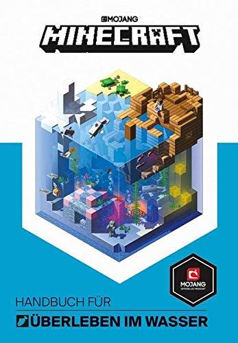Minecraft, Handbuch Überleben im Wasser: Ein offizielles...