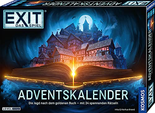 Kosmos 681951 EXIT - Advenstkalender 2021 Adventskalender,...