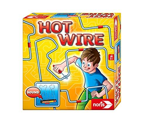 Noris 606060172 Hot Wire, das bekannte Geschicklichkeitsspiel...