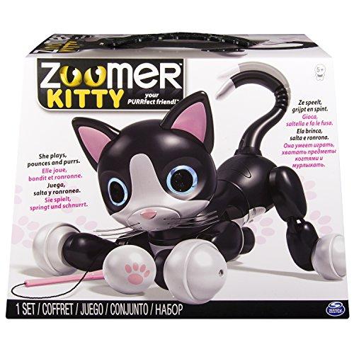 Spin Master 6024413 - Zoomer - Kitty