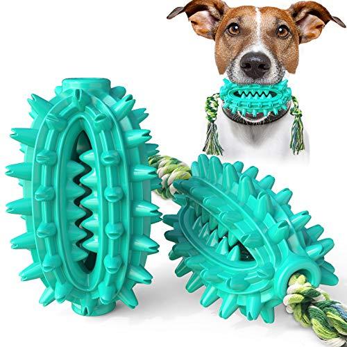 PewinGo Hundespielzeug Ultra-langlebiges Chewer-Dog Zahnbürste...