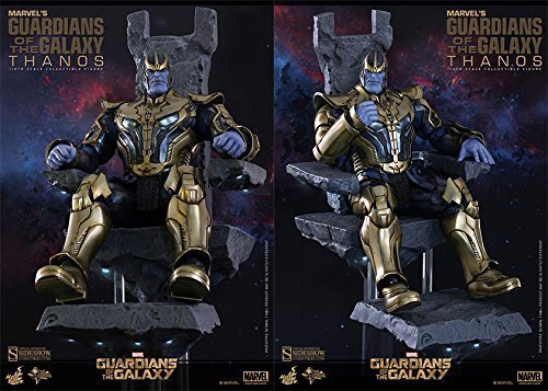 Hot Toys Marvel Guardians of the Galaxy Thanos 1/6 Scale Figure...