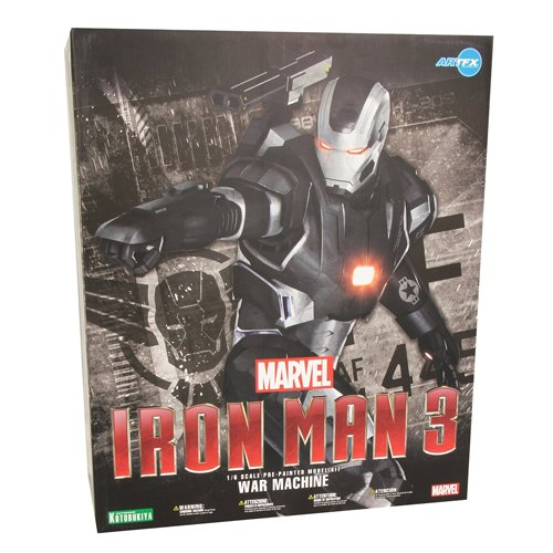 Kotobukiya KotMK151 - Iron Man 3 - War Machine ARTFX, 39 cm...