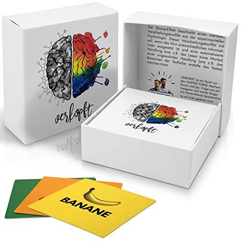 Verkopft (Kartenspiel) Fordert und Fördert Konzentration und...
