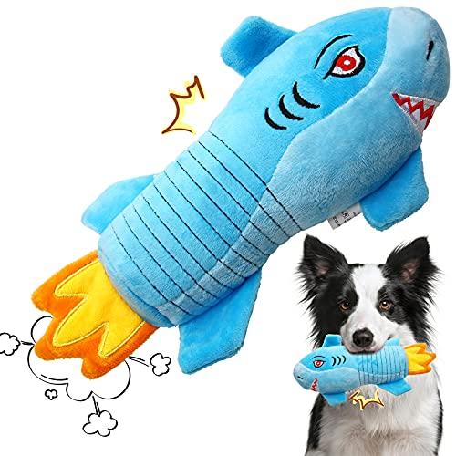 PUHOHUN Spielzeug für Hunde, Interaktives Quietschendes Plüsch...