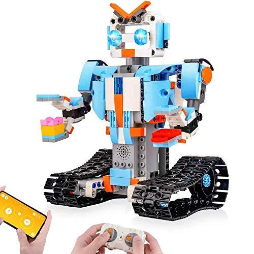 Sillbird STEM Roboterspielzeug für Kinder - Bildungs-Engineering...