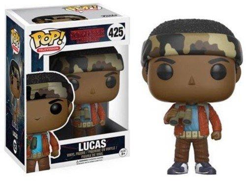 Funko 13324 Actionfigur Stranger Things: Lucas mit Binoculars,...