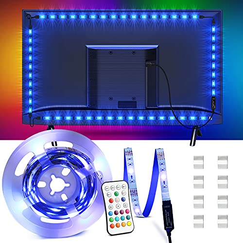 LED TV Hintergrundbeleuchtung OMERIL 2.2M USB LED Strip Led...