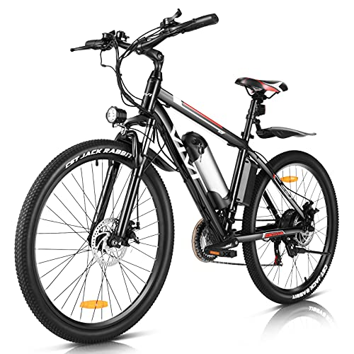 Vivi Ebike Elektrofahrrad Mountainbike, 26 Zoll E Bike...