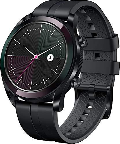 Huawei Watch GT Elegant Smartwatch (42 mm Amoled Touchscreen,...