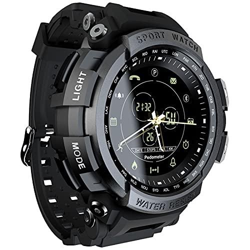 SDTYYP Lokmat MK28 Sport-Smartwatch, Fitness-Tracker,...