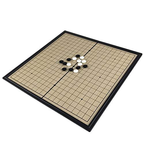 Go Set Brettspiel Schach Klapptisch Magnetic Geeignet for...