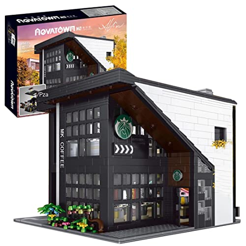 TopBau MK 16036 Café/Restaurant, Modular Building Haus Bausatz...