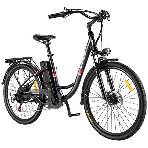 VIVI E-Bike Elektrofahrrad, 26 Zoll Pedelec Elektrisches Fahrrad...