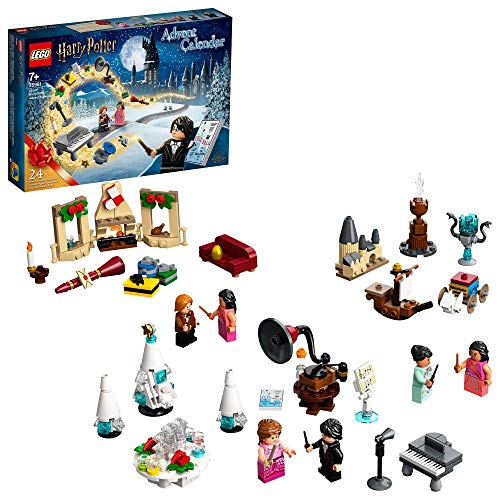 LEGO 75981 Harry Potter Adventskalender 2020 Weihnachten Mini Bauset Hogwarts Weihnachtsball...