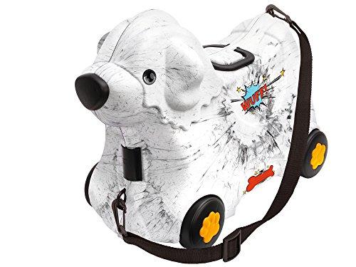 BIG - Bobby-Trolley - Kinderkoffer und Spielzeug 2 in 1, mit...