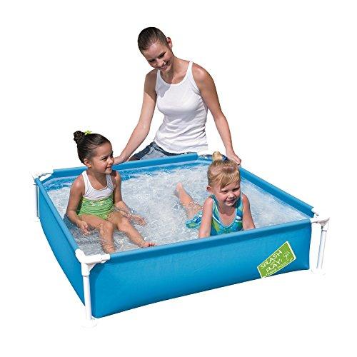 Bestway H2OGO! Mein erster Rahmen Pool 48' x 12' blau