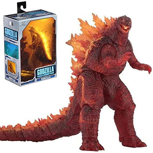 18Cm Anime Figur 2019 Godzilla King of The Monsters Burning...