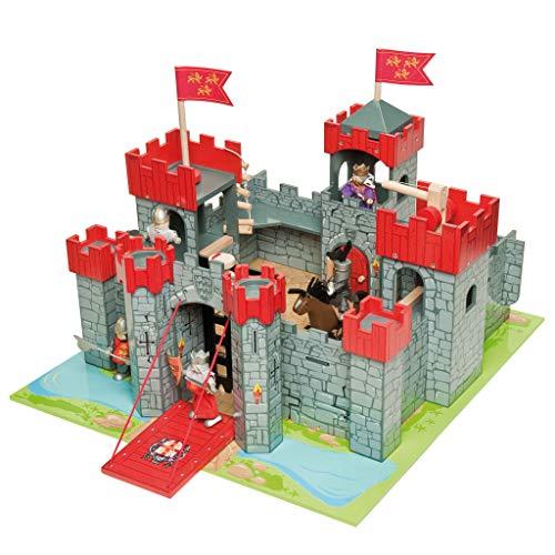 Le Toy Van – Pädagogisches Castles Collection Rollenspiel...