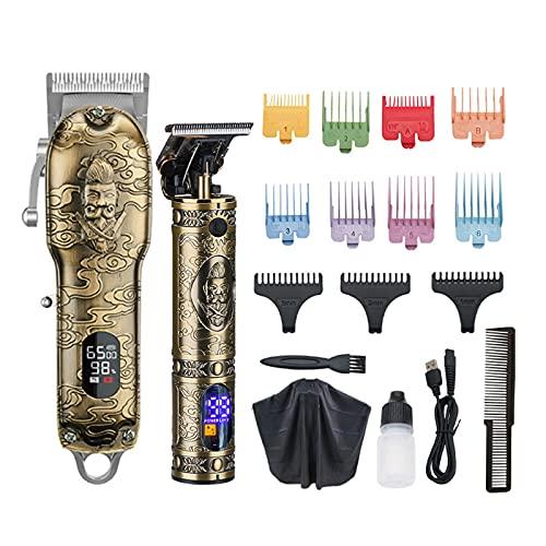 Haarschneidemaschine, Elektrischer Haarschneider Trimmer für...