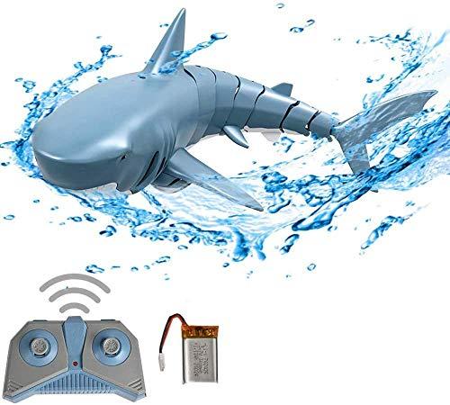 3T6B Flexibles Hai RC Spielzeug, 2.4G Fernbedienungssimulations...