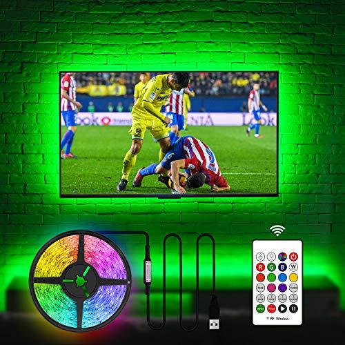 USB TV Hintergrundbeleuchtungs Kit für fernseher 60 65 Zoll,...