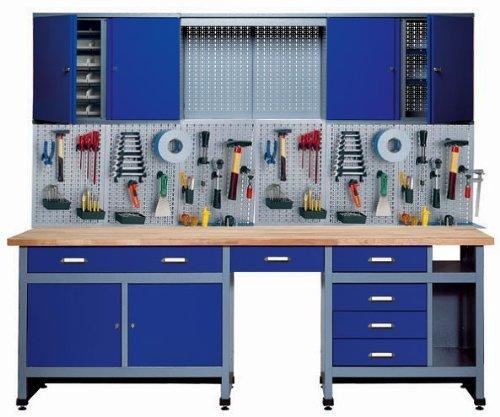 Küpper 70412–7 Set für Werkstatt, 240cm, hergestellt in...