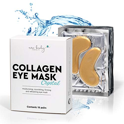 AKTION new body® Collagen Augenpads 24K gegen Augenringe - 30...
