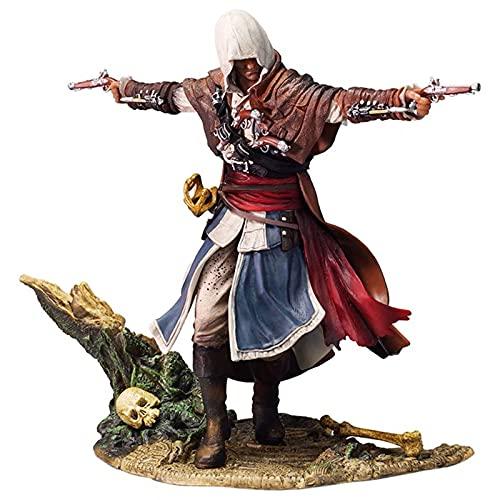 NHP Assassin's Creed Black Flag, die Figur des Piratenkapitäns...