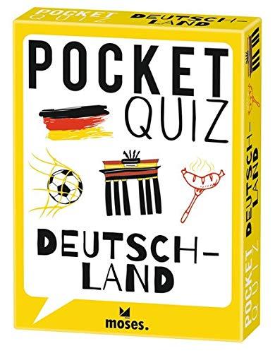 moses. Pocket Quiz Deutschland l 150 Rätsel - Fragen über...