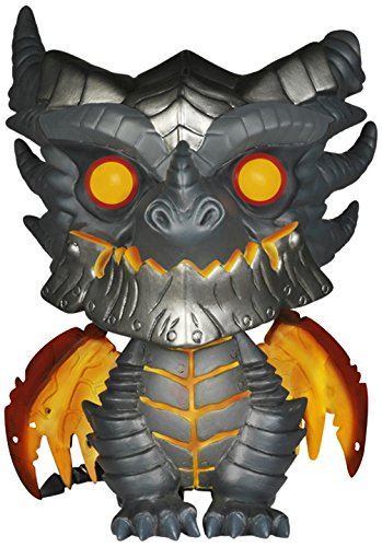 Funko 4011 POP Vinyl 6 Inch WOW Deathwing Figure