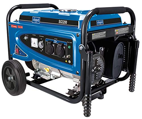 scheppach SG3200 Generator Stromgenerator Stromerzeuger...