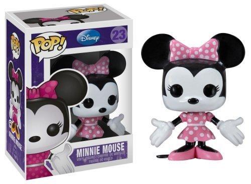 Funko POP Disney Minnie Maus Vinyl Figur by Funko [Spiel]
