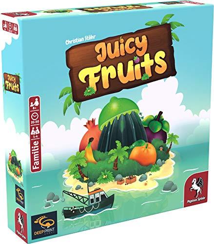 Pegasus Spiele 57802G - Juicy Fruits (Deep Print Games)