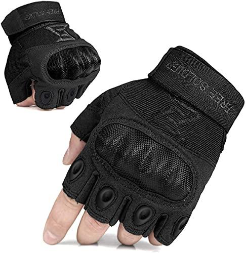 FREE SOLDIER Sport Handschuhe Herren Taktische Trainings...