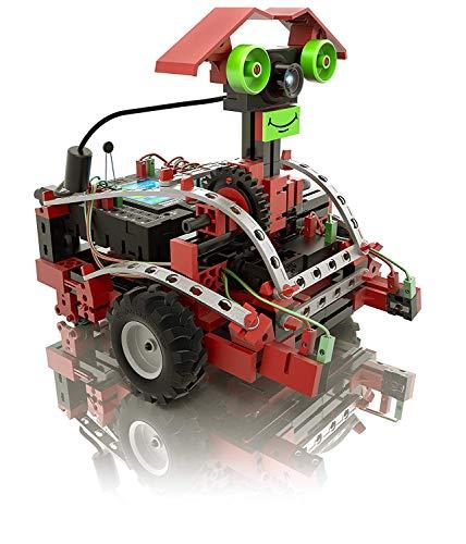 fischertechnik Roboter Bausatz TXT Discovery Set - 14...