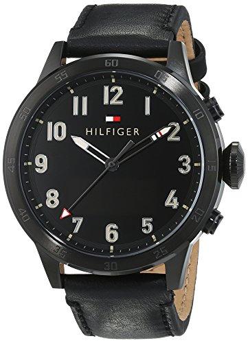Tommy Hilfiger Herren-Smartwatch Casual Sport Analog - Digital...