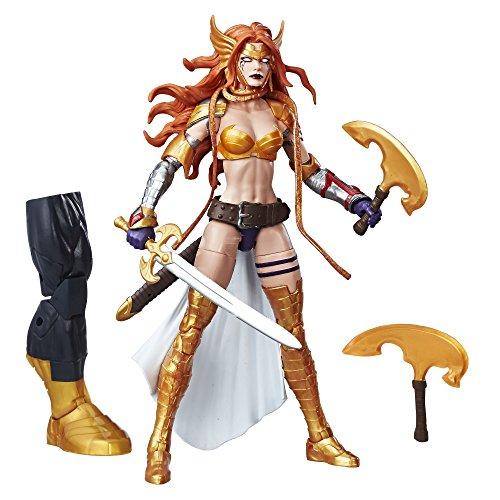 Hasbro Marvel Guardians of The Galaxy Legends Angela Action-Figur, 15,2 cm