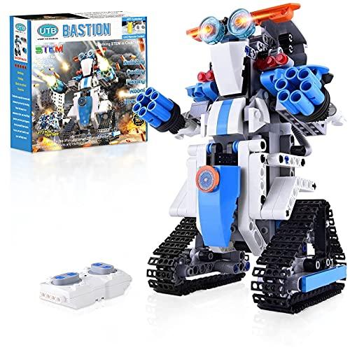 Roboter Kinder 349 Teile Ferngesteuerter per APP und...